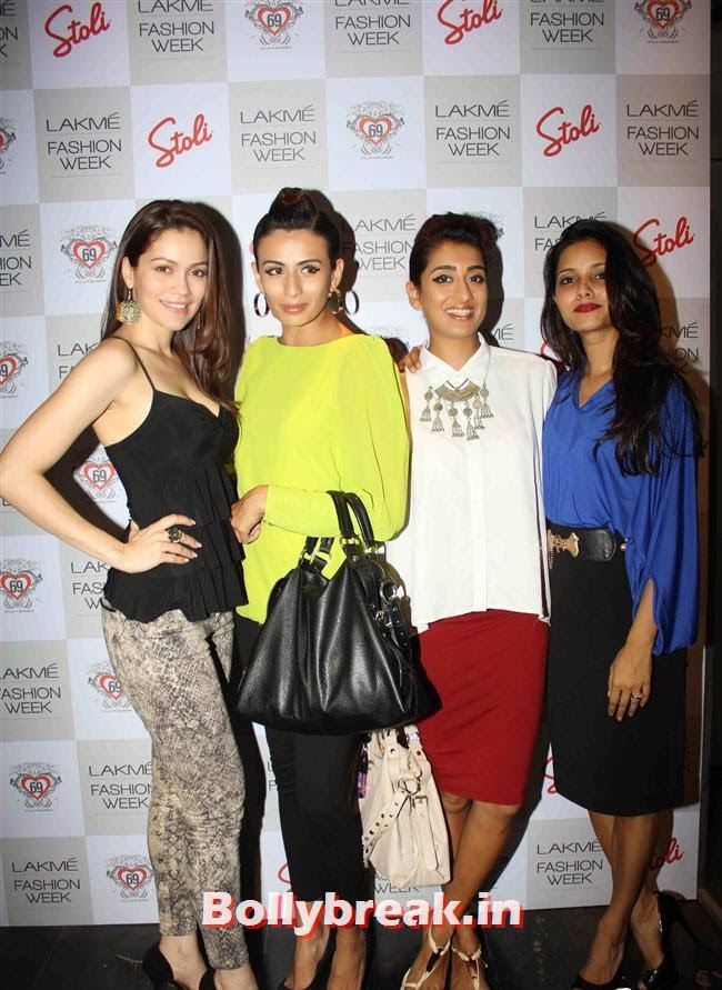 , Lakme Fashion Week 2014 After Party Pics