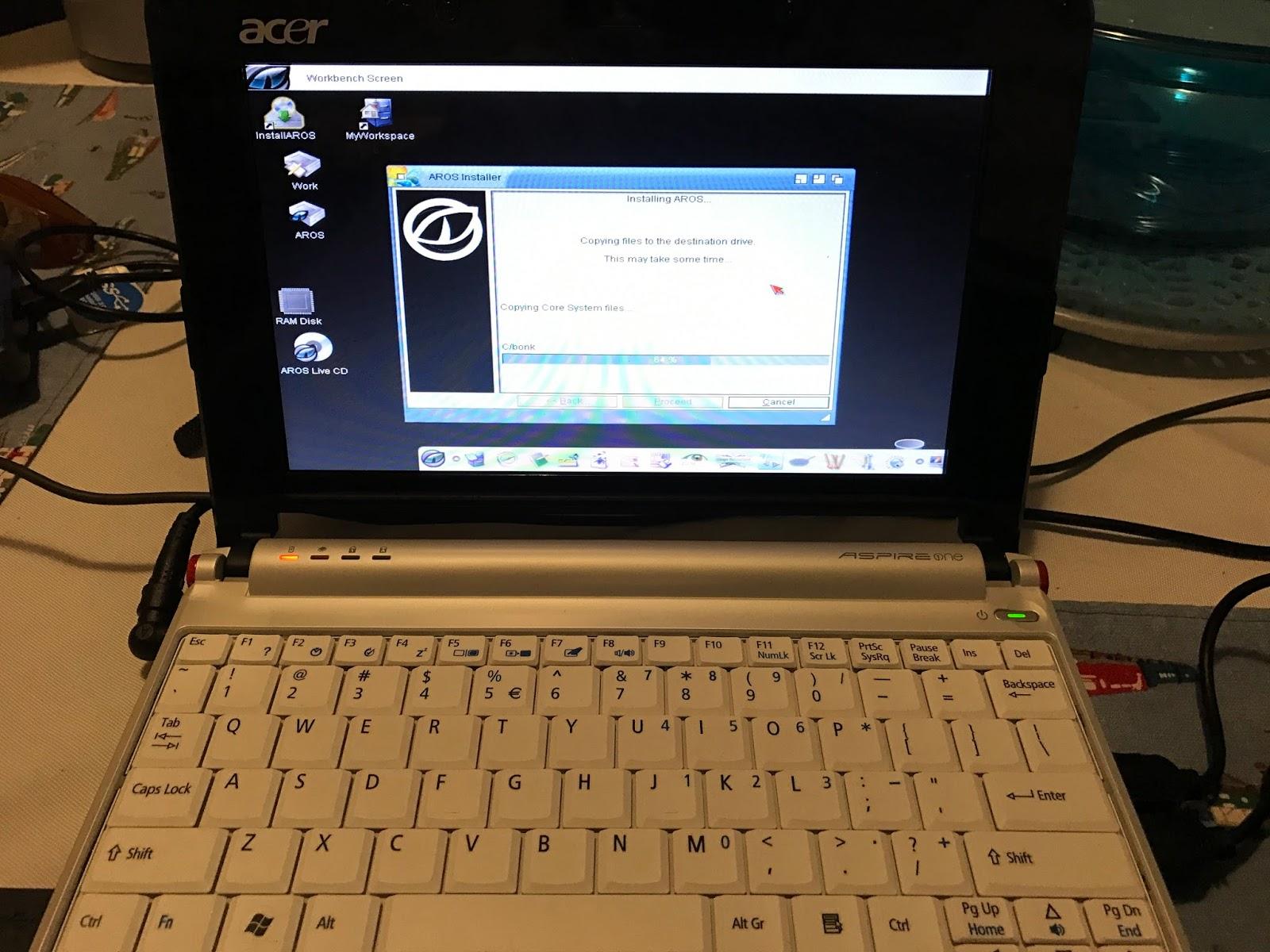 Epsilon's Amiga Blog: Icaros Desktop 2 2 and Classic Amiga