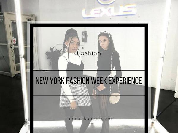 New York Fashion Week At A Glance