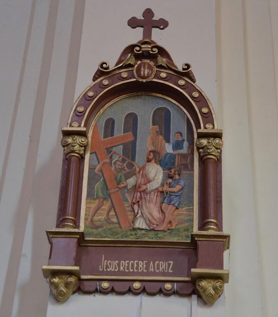 Via Sacra - Catedral de Pedra