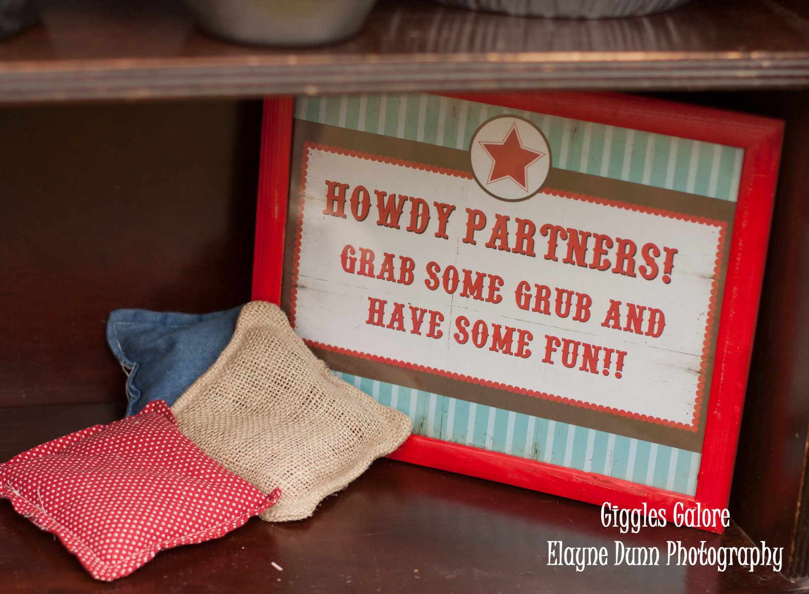Classic Cowboy Themed 1st Birthday Party Idea for Boys by Mariah Leeson