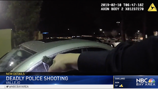 Body Camera Video Released in Calif. Police Shooting of Rapper