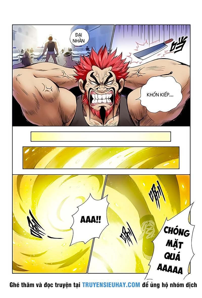 Ta Là Đại Thần Tiên - Chap 6