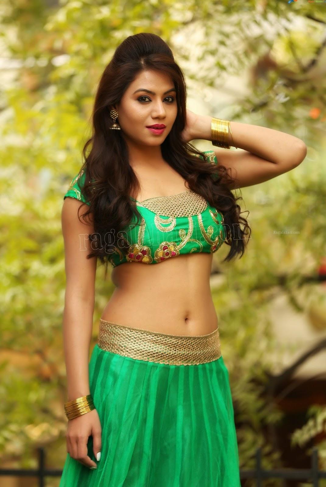 Hot Indian Actress Tanya Desai Hot Sexy Navel-6180