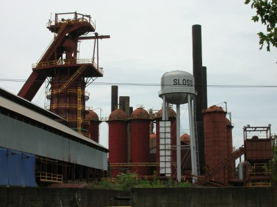 True Hauntings of America: Haunted Sloss Furnace in ...