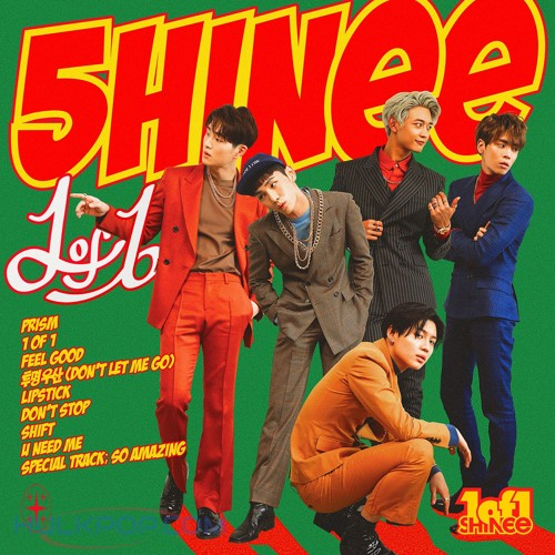 SHINee – 1 of 1 – The 5th Album (ITUNES PLUS AAC M4A)