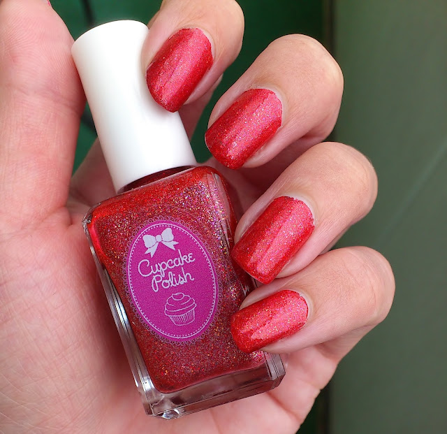 Nails Cupcake Polish Flash Gordon