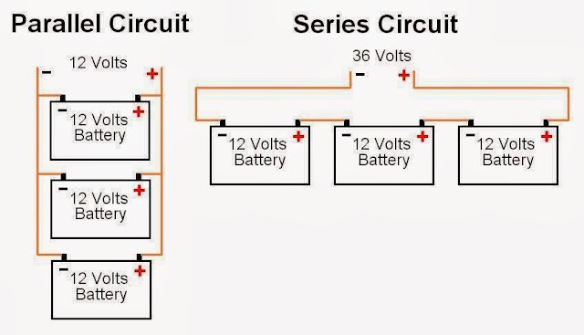 series parallel battery wiring diagram series and parallel circuit - electrical engineering books