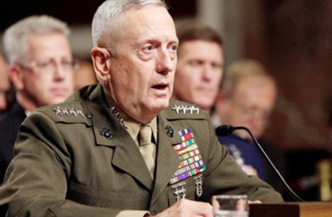 وزير الدفاع الامريكي يحذر من تهديدات كوريا الشمالية