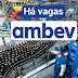 AMBEV tem mais 60 vagas de emprego em diversas cidades da Bahia, saiba como cadastrar seu currículo
