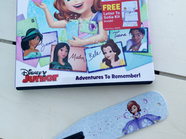 "Sofia the First ""Dear Sofía ... A Royal Collection"" {Sorteo}"