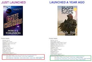 Gate Crashers vs. Galaxy's Edge