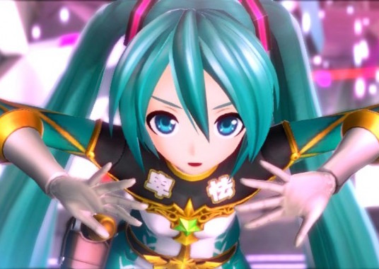 Play asia review hatsune miku project diva x sony - Hatsune miku project diva ...