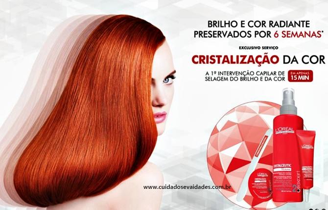 Cristalceutic L'oréal Professionnel