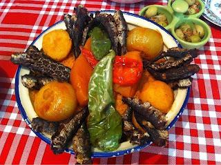 Recette du couscous de Monastir à la sardine