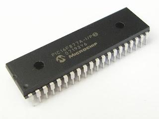 PIC16F877A IC