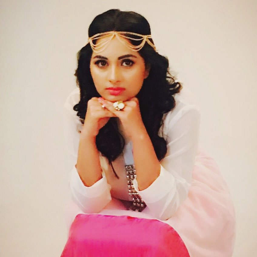 Actress SrushtiDange Latest HD Images