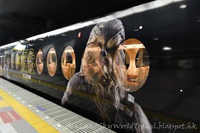 大阪南海電鐵星球大戰列車