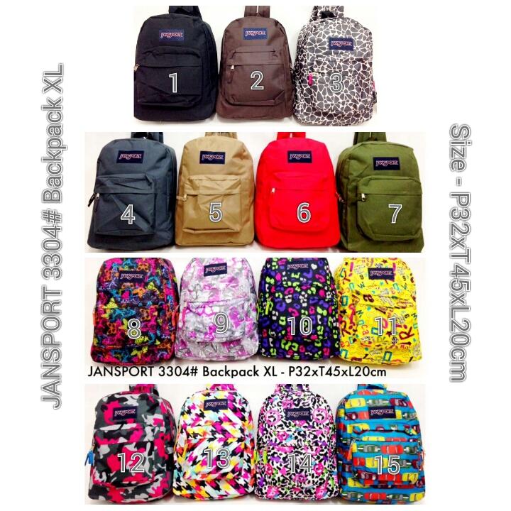 best sale big sale how to find Kipling Shop Indonesia: JANSPORT 3304# Backpack XL - Rp ...