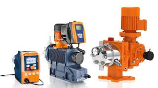 Industrial Dosing Metering Pump Manufacturer India