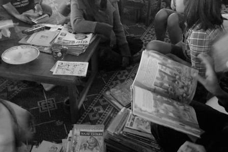 dapatkah komunitas literasi di ntt mendukung gerakan literasi nasional