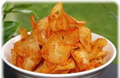 Peluang Usaha Kuliner Makanan Keripik Pedas