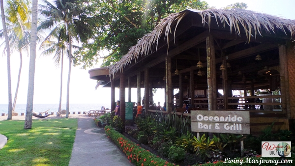 Oceanside Bar and Grill Camiguin