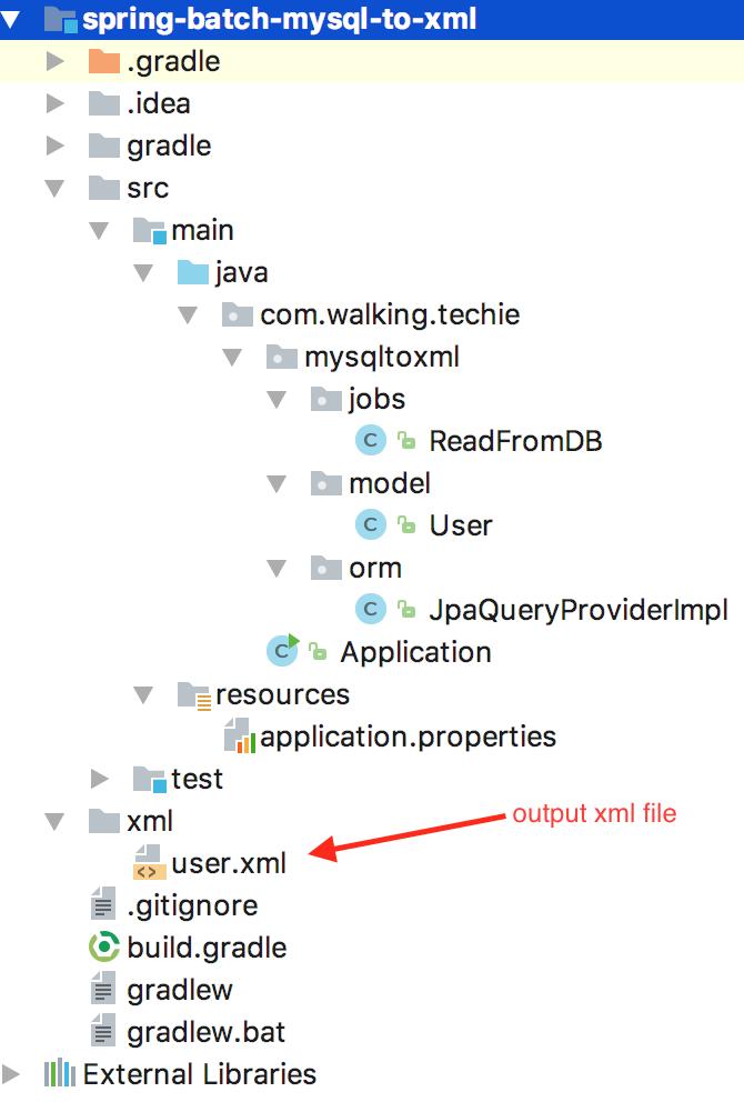 Walking Techie: Spring Batch Example in Spring boot - MySql Database ...