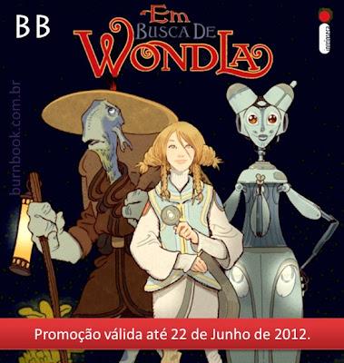 News: Confira minha resenha de Em busca de WondLa no Blog das series. 18