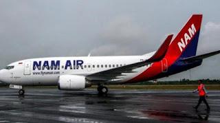 Penerbangan langsung Jakarta-Banyuwangi dengan NAM Air.
