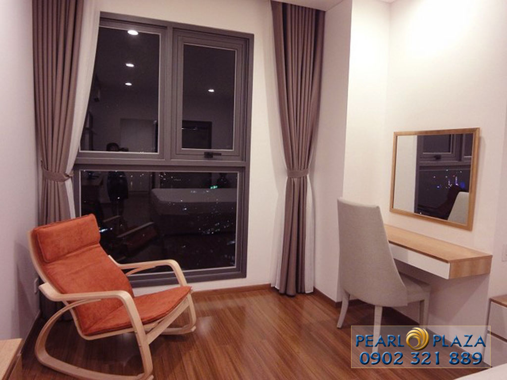 3-bedroom apartment for rent at Pearl Plaza full of beautiful furniture - picture 6