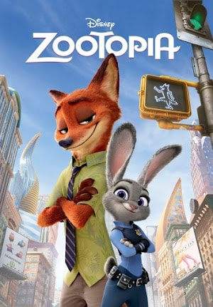 Zootopia Judy Hops and Nick Wilde