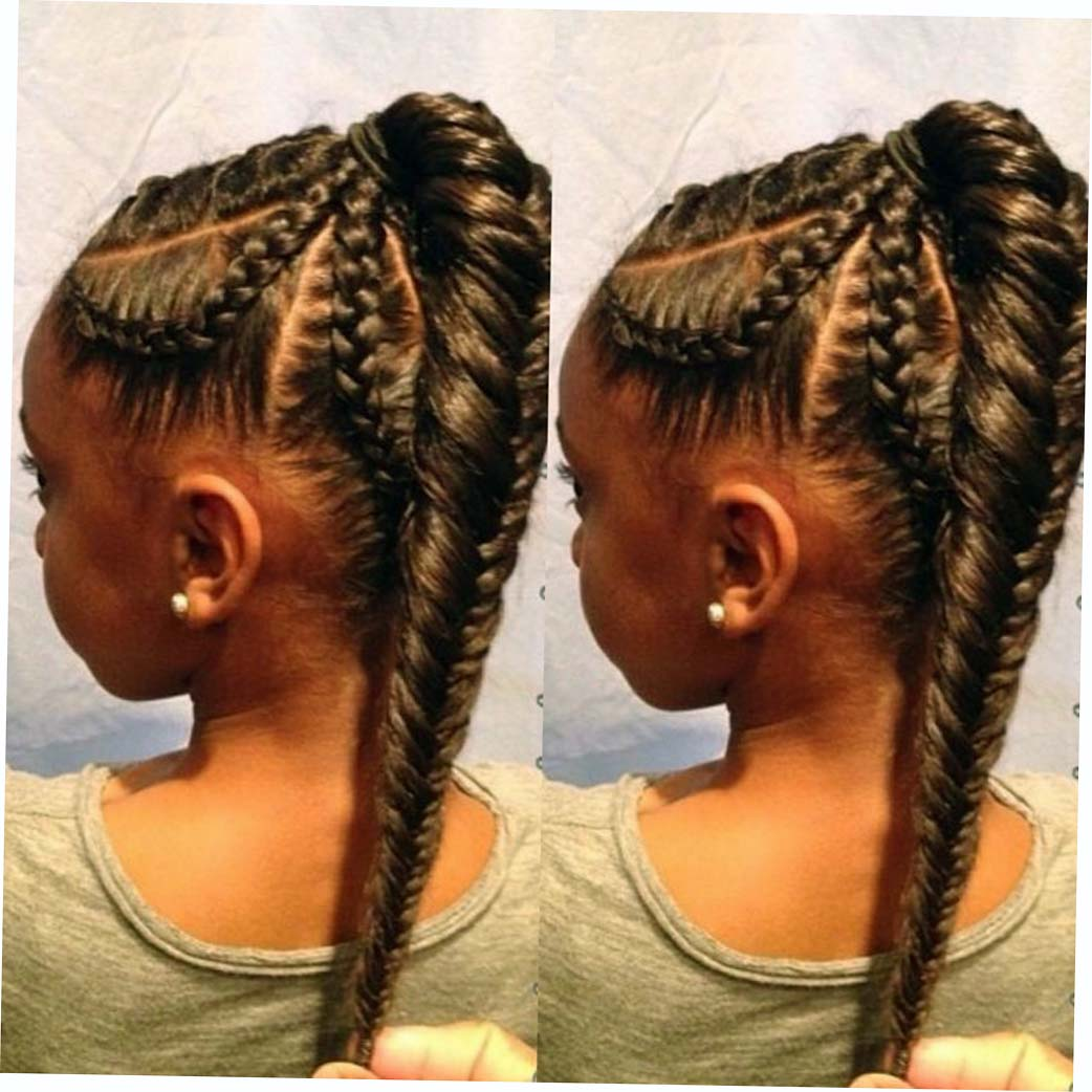 Easy Black Girl Braided Hairstyles