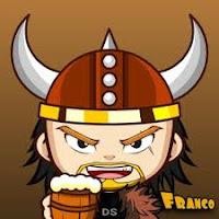 Mobile legends Hero walpaper franco