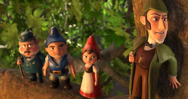 Opinião, Sherlock Gnomes
