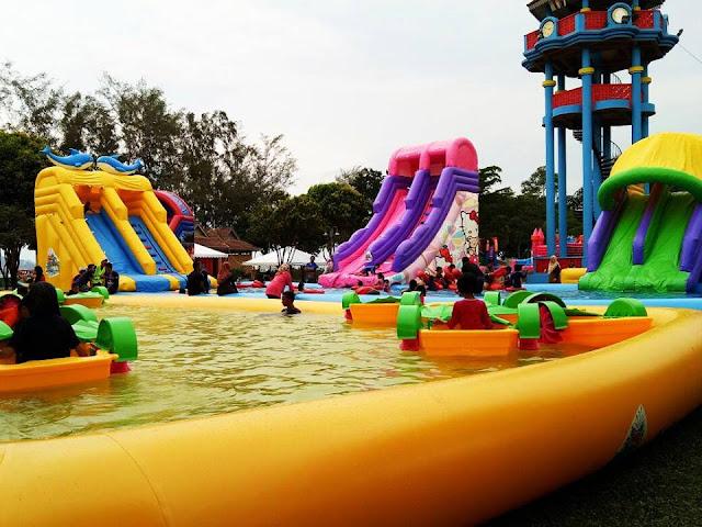 Lumut Fun Park 2 || Adni Suite Homestay Seri Manjung Lumut