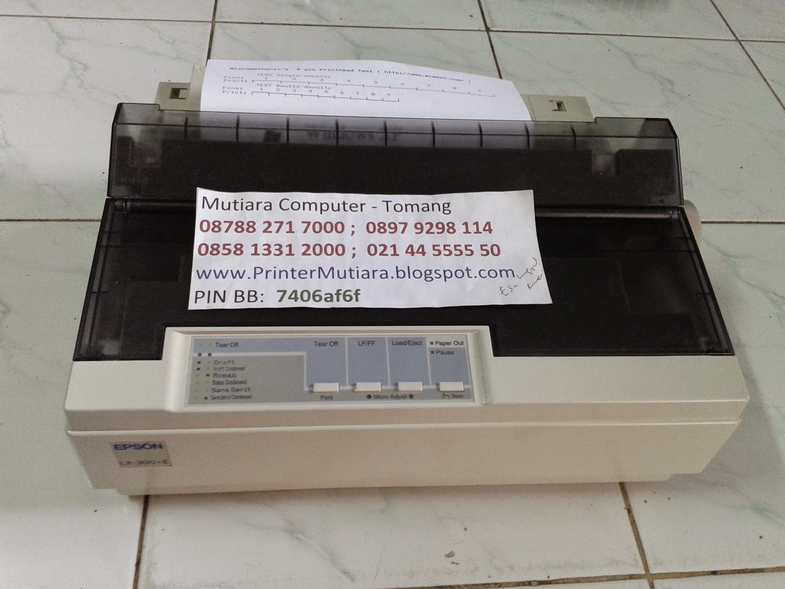 Tutup Mika Cover Printer Epson Lx300 Lq300 Ii Daftar Gear Rda Lx 300 Ll Ribbon Drive Assy Lq 2 Source Foto