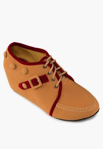Koleksi ankle boots wanita terkini