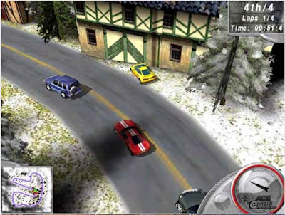 Game Balap Mobil Offline PC: Hot Racing 2
