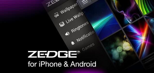 ZEDGE Ringtones & Wallpapers 4.12.2 APK (Ad-Free)