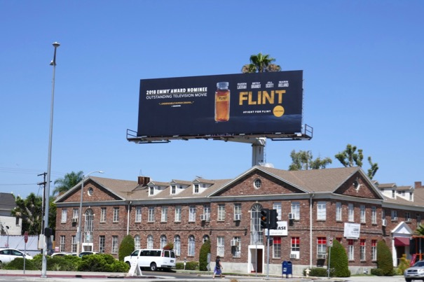 Flint 2018 TV movie Emmy nominee billboard