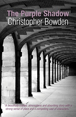 French Village Diaries France et Moi interview with author Christopher Bowden The Purple Shadow