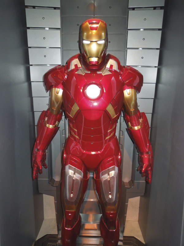 Iron Man Mark VII suit