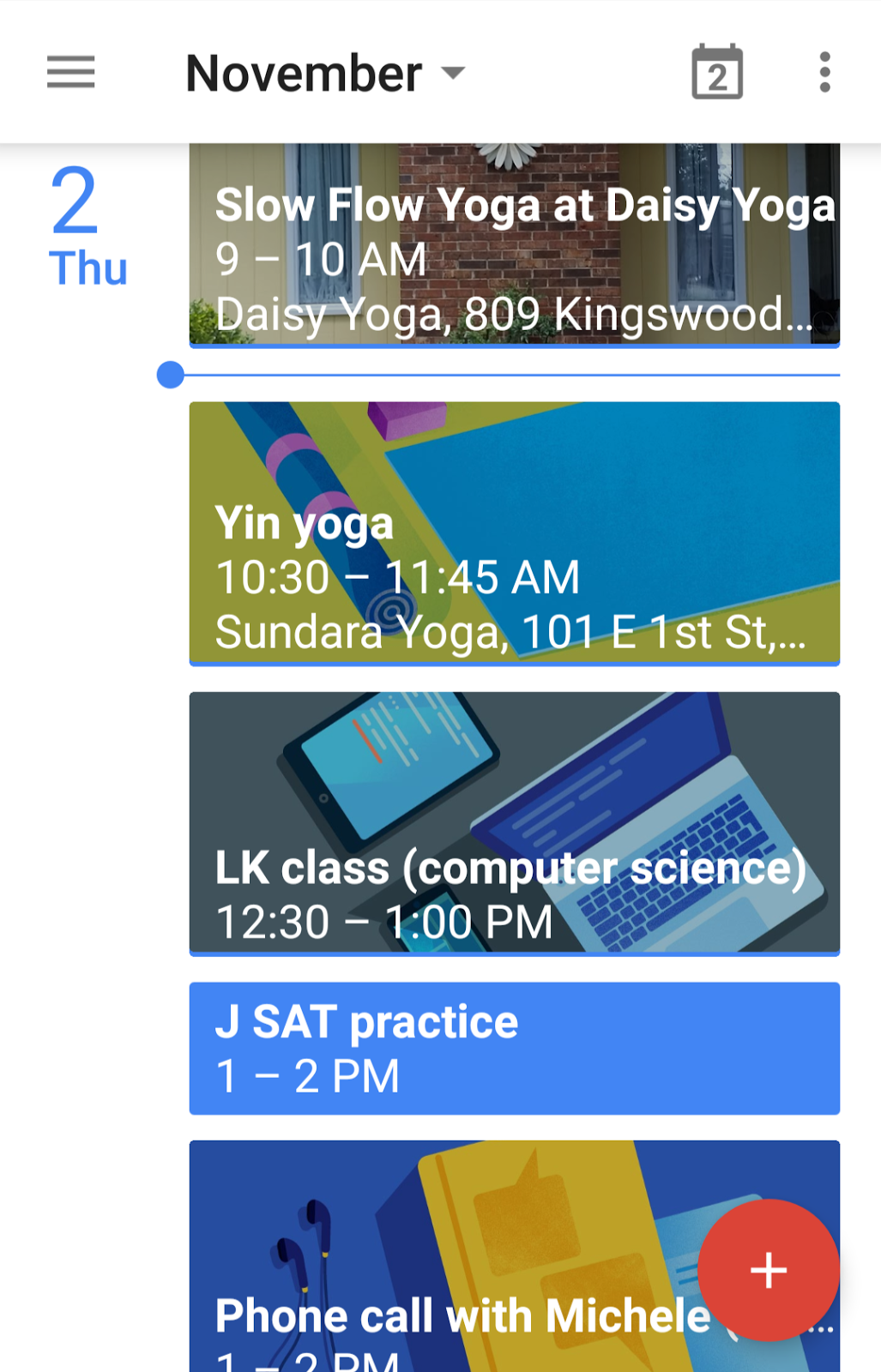 Mom of 3 + 2: How to Add Pictures to Your Google Calendar