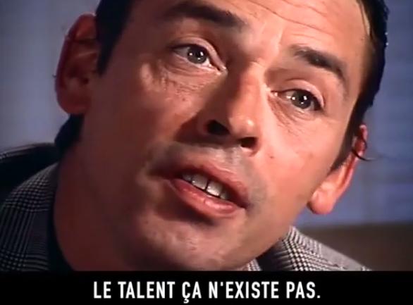 Le talent a n 39 existe pas - Loodverf blanc reactie faire ...