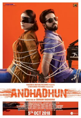 Andhadhun Reviews