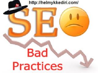 Kesalahan SEO yang Dilakukan Blogger Pemula