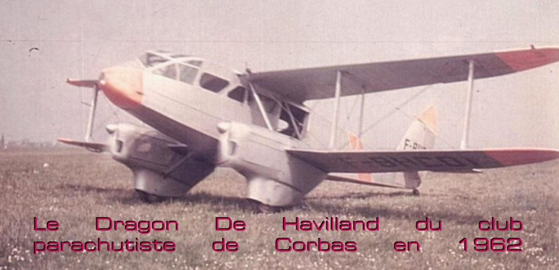 Parachutistes Corbas