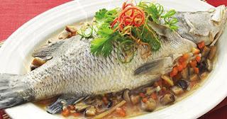 Penting, Inilah Cara Memasak Ikan Agar Tetap Menjaga Nutrisinya