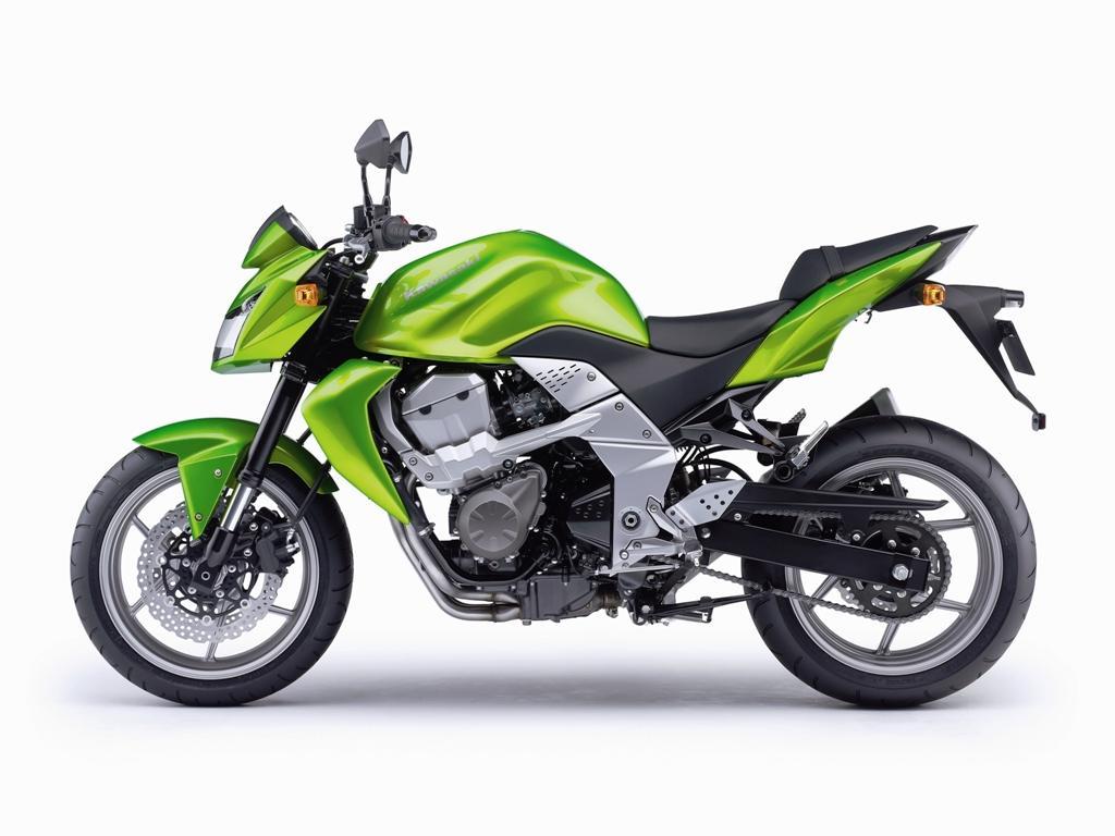 moto kawasaki z 750 motorizados. Black Bedroom Furniture Sets. Home Design Ideas